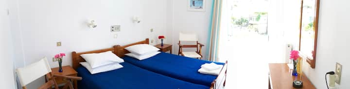 Double Room in Heracles Hotel Spili