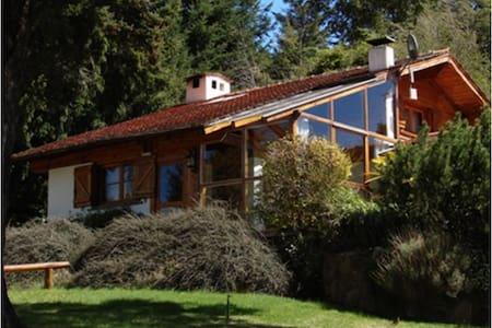 CASA CON COSTA DE LAGO - San Carlos de Bariloche