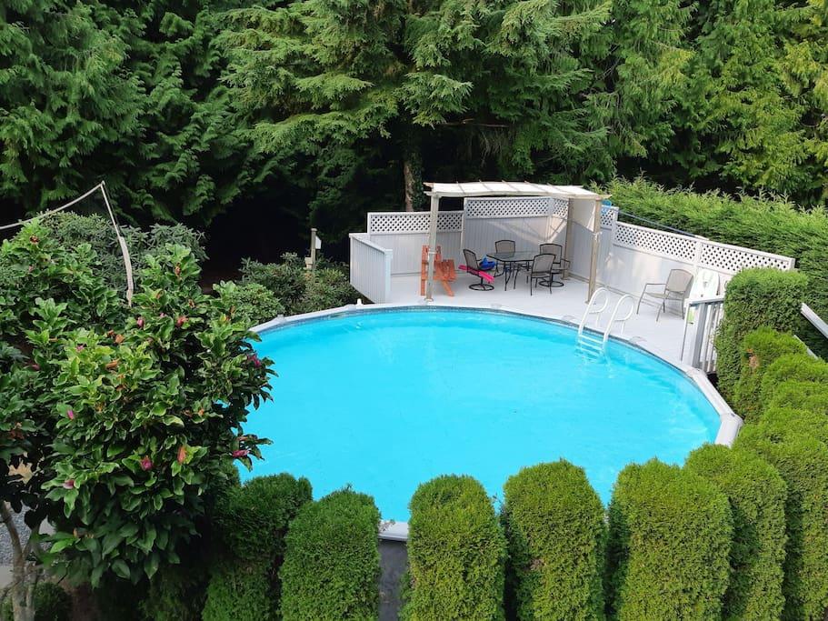 24' Round Pool