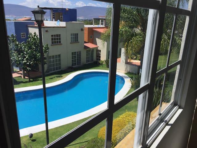 Casita para vivir la Rivera - Jocotepec - Haus