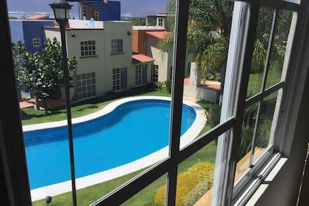 Casita para vivir la Rivera - Jocotepec - Dom