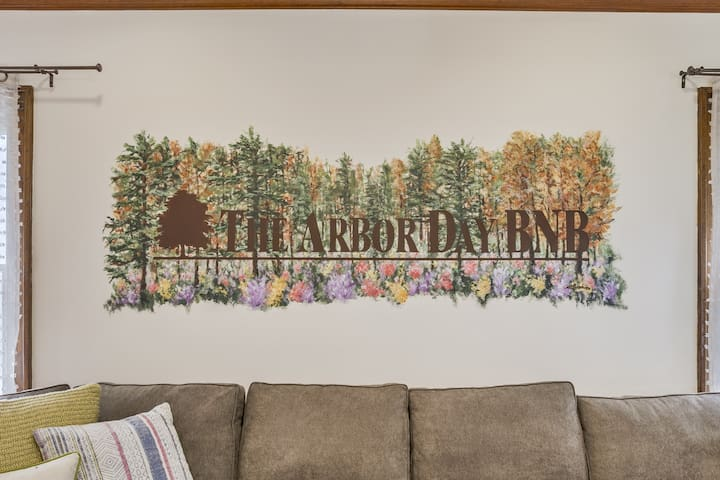 The Arbor Day BNB