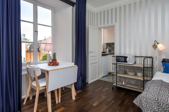 AZURE DOUBLE STUDIO - Stockholm - Apartemen