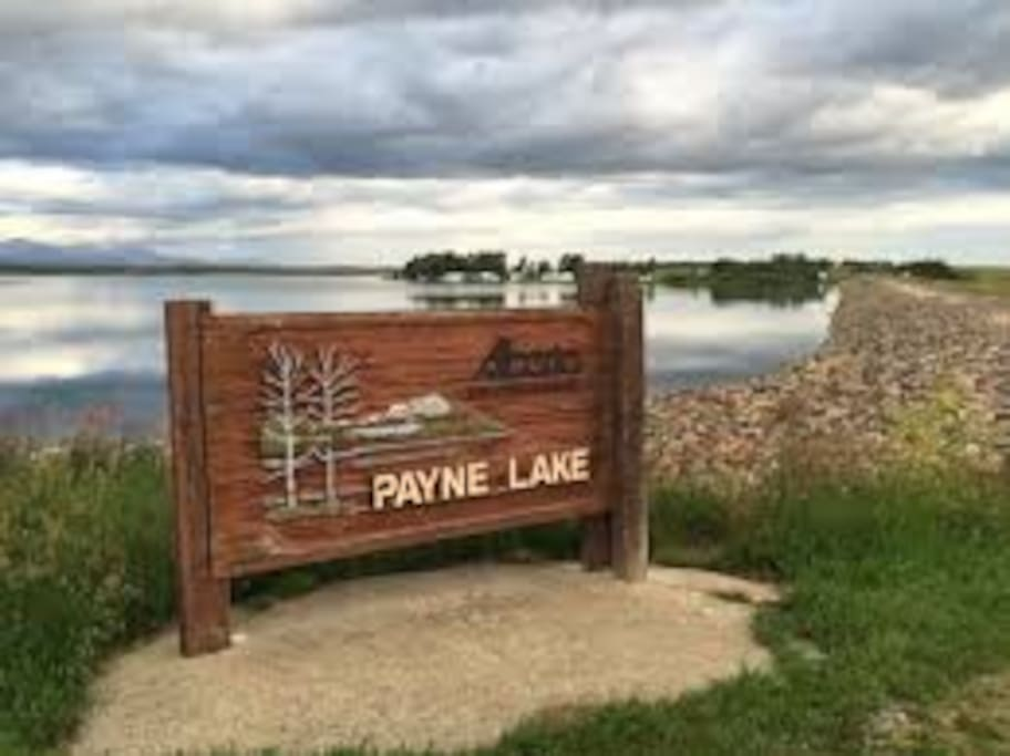 Payne Lake Provincial Park
