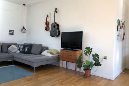 Privat værelse i Rønne - ideel til pendler