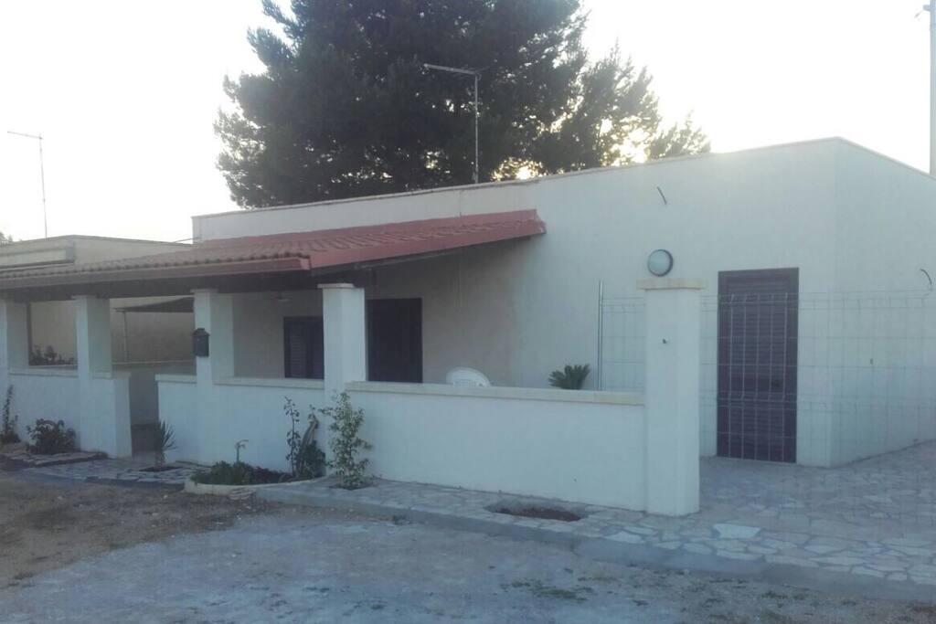 Confortevole monolocale cottage in affitto a nard for Planimetrie del cottage del cortile