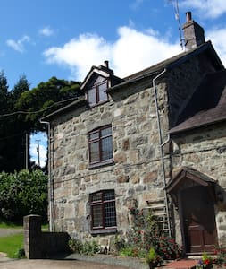 Luxury Welsh Self Catering Farm Cottage,sleeps 6 + - Rhiwlas - Ev