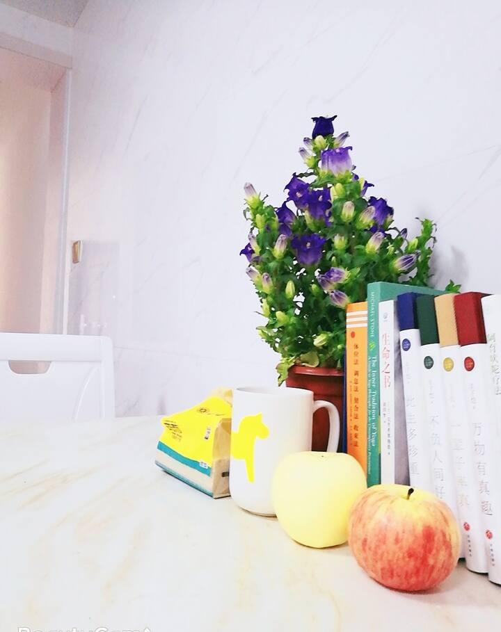 【简】新房独立房间:茂业/地铁1号线.清名桥站/博物馆/图书馆/世贸~清洁卫生~生活便利~交通便捷~