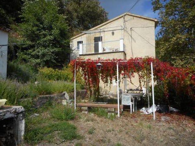 Villa avec jardin à VENACO - Venaco - Dům