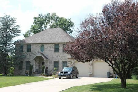 Maison SAB, 5BR, 5BA, 4000K ft. 10 separate beds - Dillsburg - House