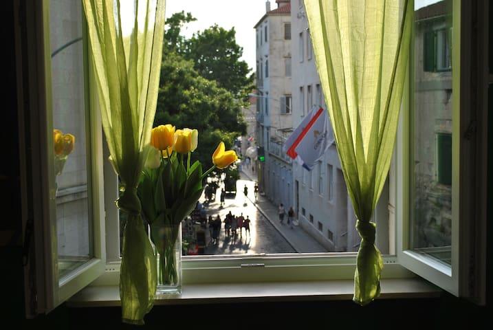 Apartment optimist Split/city center