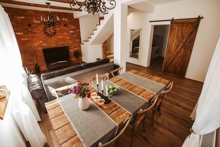 Casa Cifu Toplita