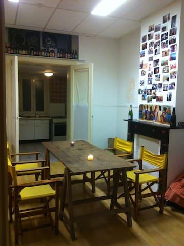 Travel spot - Ixelles - Appartement