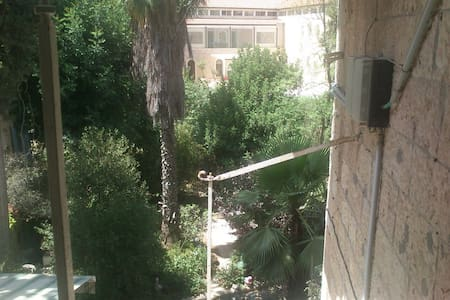 aharon's place - A room in the heart of Jerusalem - Gerusalemme - Loft