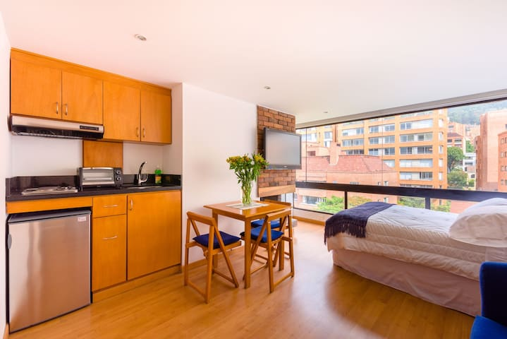 BEST LOCATION WARM & NEW - Bogotá - Daire