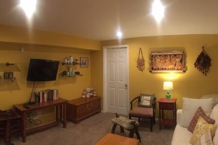 T&D's Suite Spot - 2 bedroom, 1 bath private suite