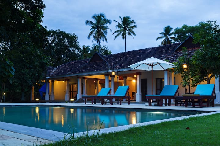 Flamingo- A lovely boutique villa - Mararikulam - Villa