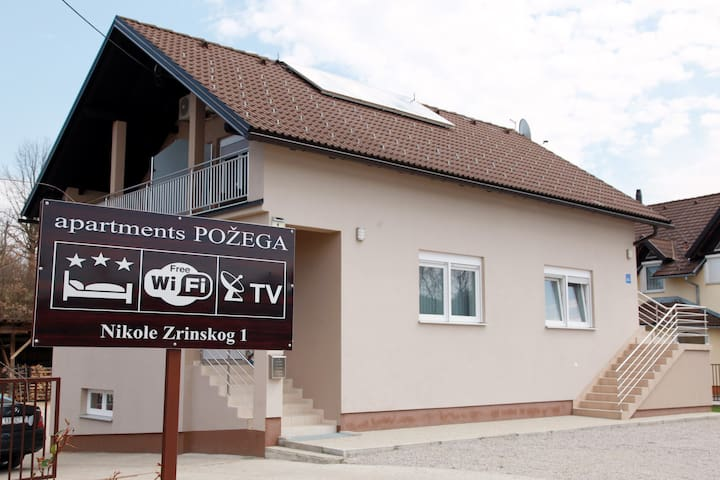 Apartments Požega
