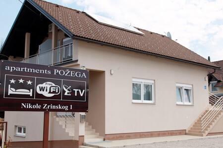 Apartments Požega