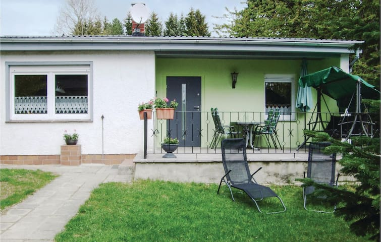 Holiday cottage with 1 bedroom on 44m² in Harzgerode OT Dankerod