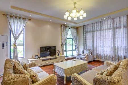 美林湖简欧风格别墅 带KTV麻将烧烤 - Guangzhou