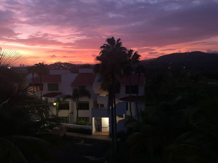 Beautiful villa within the Wyndham hotel