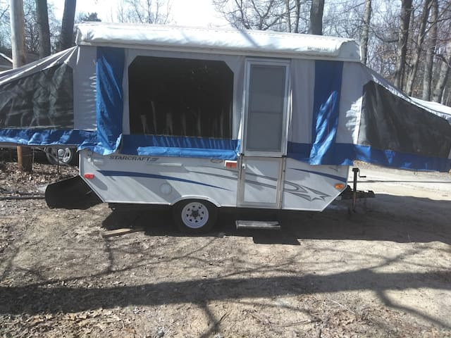 Michigan Adventure Camper Rentals