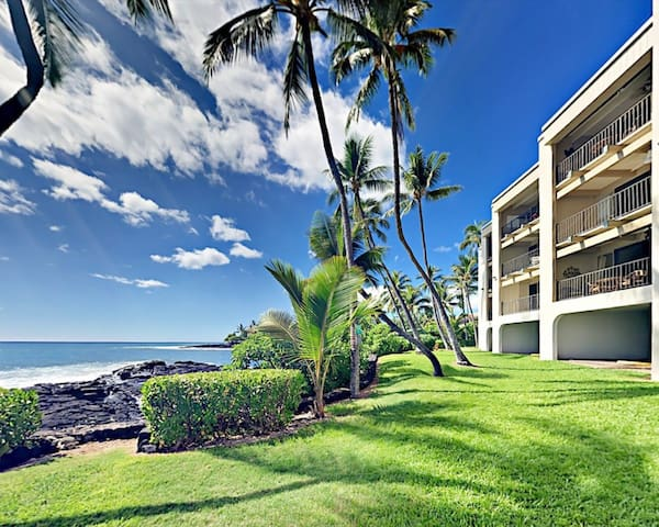 Beautiful 1br in Kailua Kona, steps from the ocean