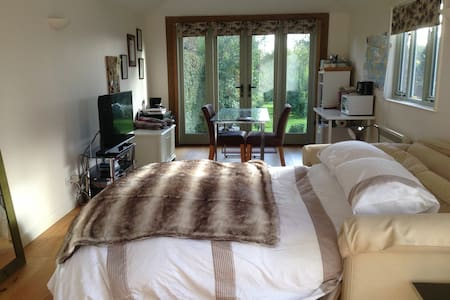 Self Contained Garden Studio - Medstead - Jiné