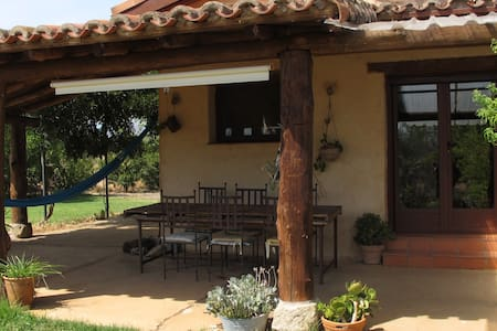 El Guindal, hogar bioclimático en entorno natural
