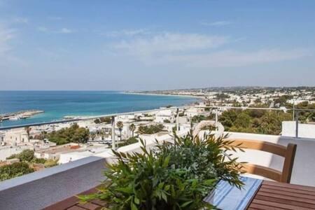 Casa Montirossi 200 mt dalle spiagge salentine - Torre Vado