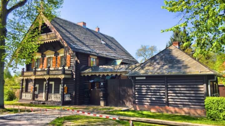 WELTKULTURERBE: Russische Kolonie - Remise GORKI