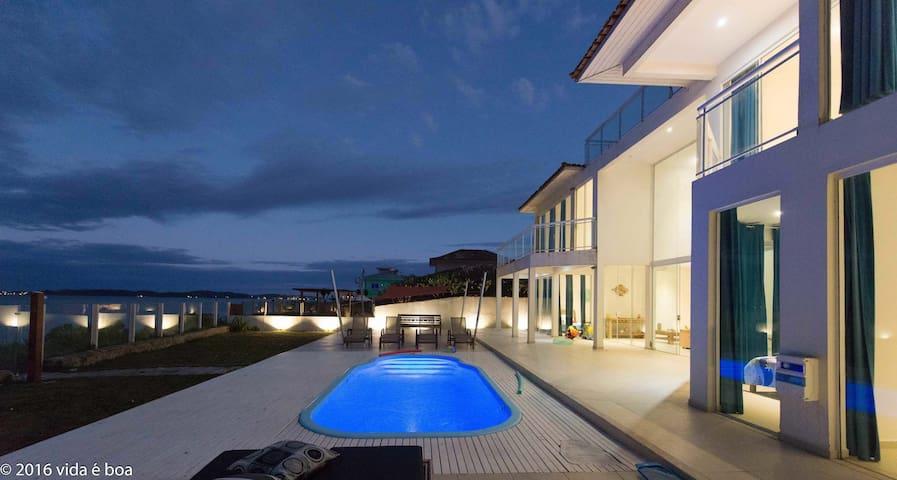 Villa Areia Branca
