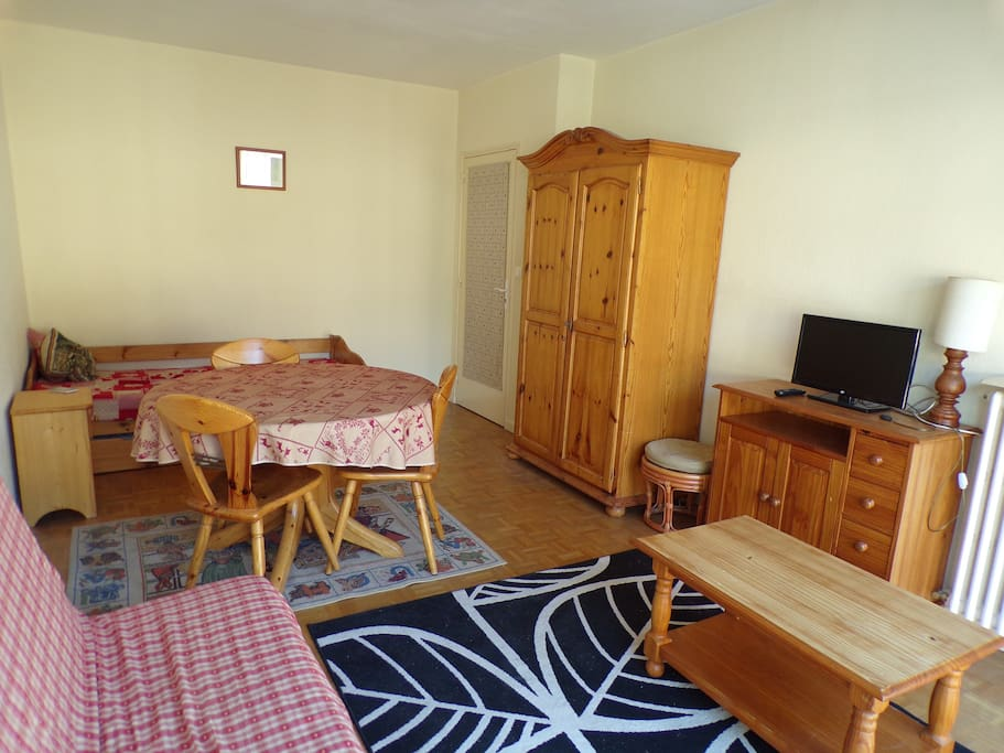 Chambre 3 couchages