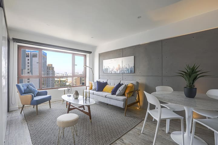 Stunning 12th floor apartment with a nice view