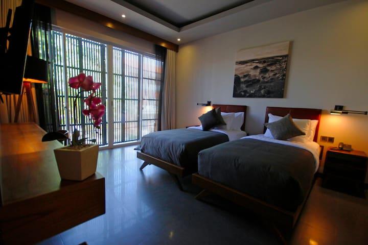 Central Sanur Modern Apartment - Denpasar Selatan - Apartamento