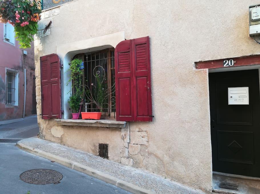 la maison / the house