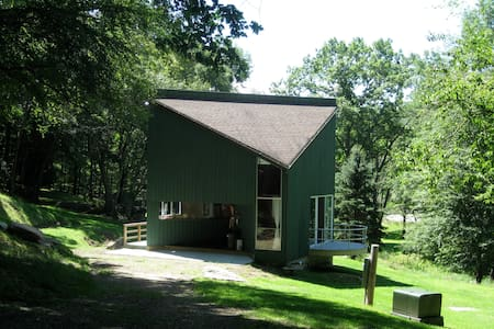 Coleman Creek Lodge, Cook Forest - Barnett Township - Cabane