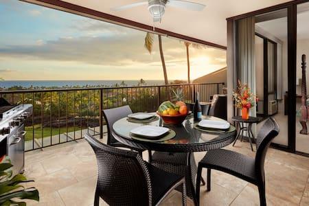 Spectacular 5 Star Ocean View Condo on Golf Course - Condominium