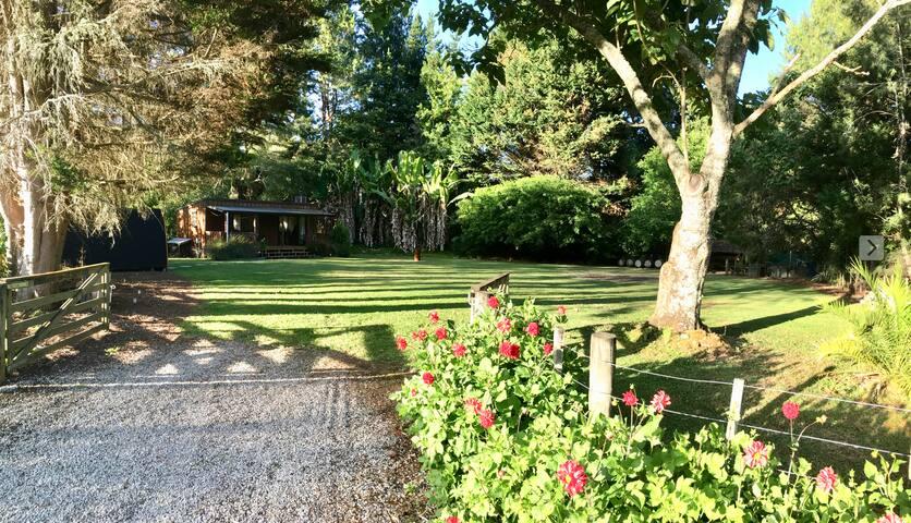 Cottage and Scandinavian Pod