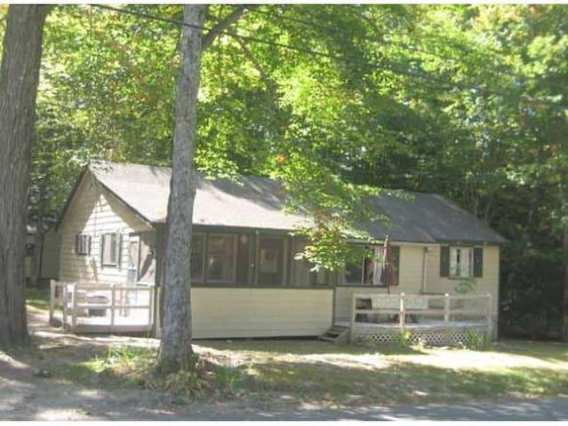 Newfound Lake Cottage