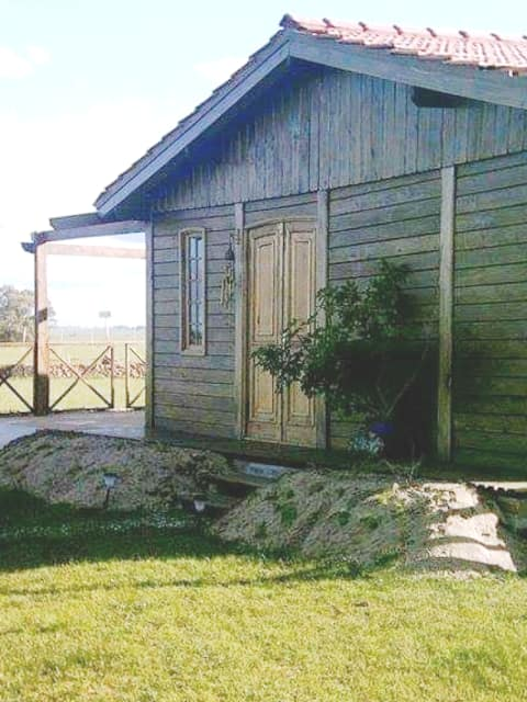 Cabaña  rustica  campestre