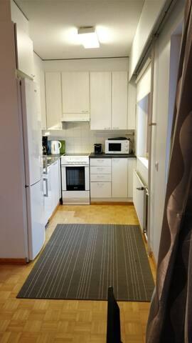 One bedroom apartment in Iisalmi, Kuutolankatu 14