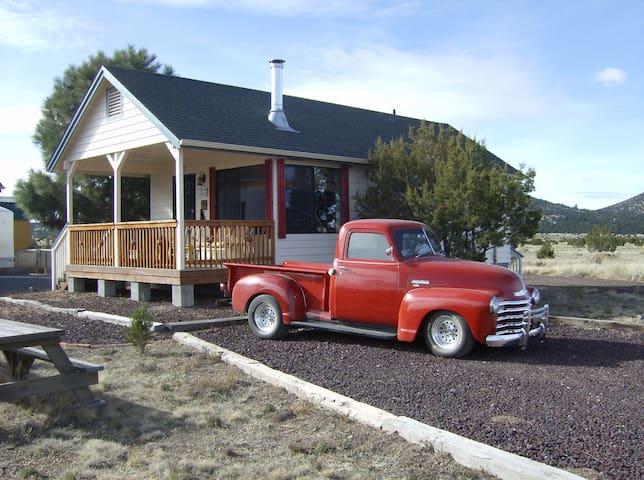 The Tatum House / Cielo Rancho / Williams, AZ - Williams - Gästhus