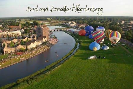 Bed and Breakfast Hardenberg (aan het Pieterpad)