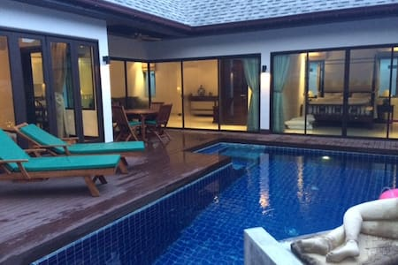 New Pool villa near Nai harn beach - ラワイ