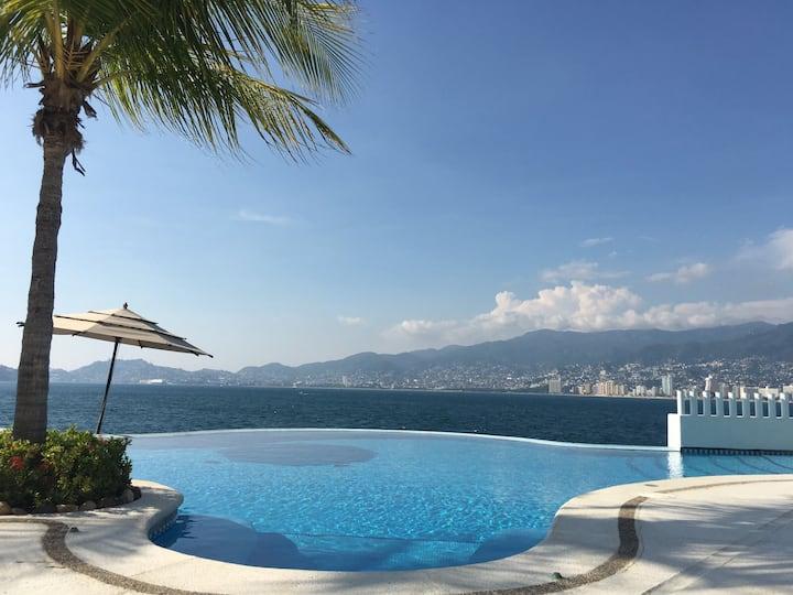 Luxury Apartment Acapulco Mexico