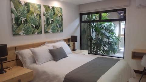 Escazu Haven #1 - climatisation, télévision, connexion Wi-Fi et parking inclus