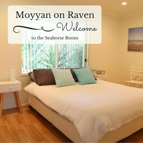 'Moyyan on Raven' The Seahorse Room