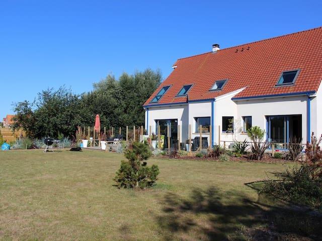 Villa cosy Berck sur mer